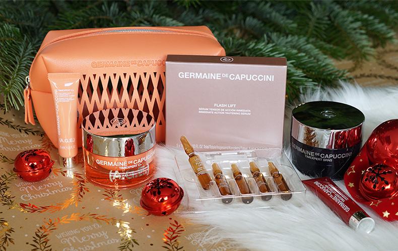 Germaine de Capuccini - świąteczne zestawy kosmetyków idealne na prezent - 7 propozycji z oferty sklepu topestetic