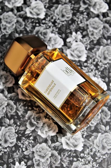 Parfum Tubéreuse Impériale BDK avis, bdk tubéreuse impériale, parfum tubéreuse, meilleur parfum à la tubéreuse, parfum de luxe, bdk parfums, perfume influencer