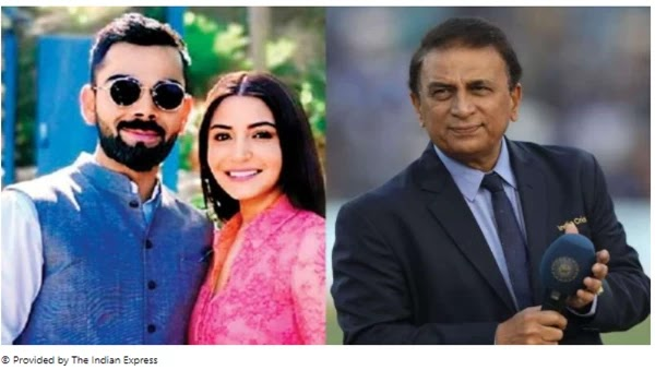 Sunil Gavaskar responds to Anushka Sharma: 'Where am I blaming her?'