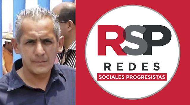Cesar Carrillo disputará la candidatura a diputado federal con Víctor Hugo Islas por el Partido RSP