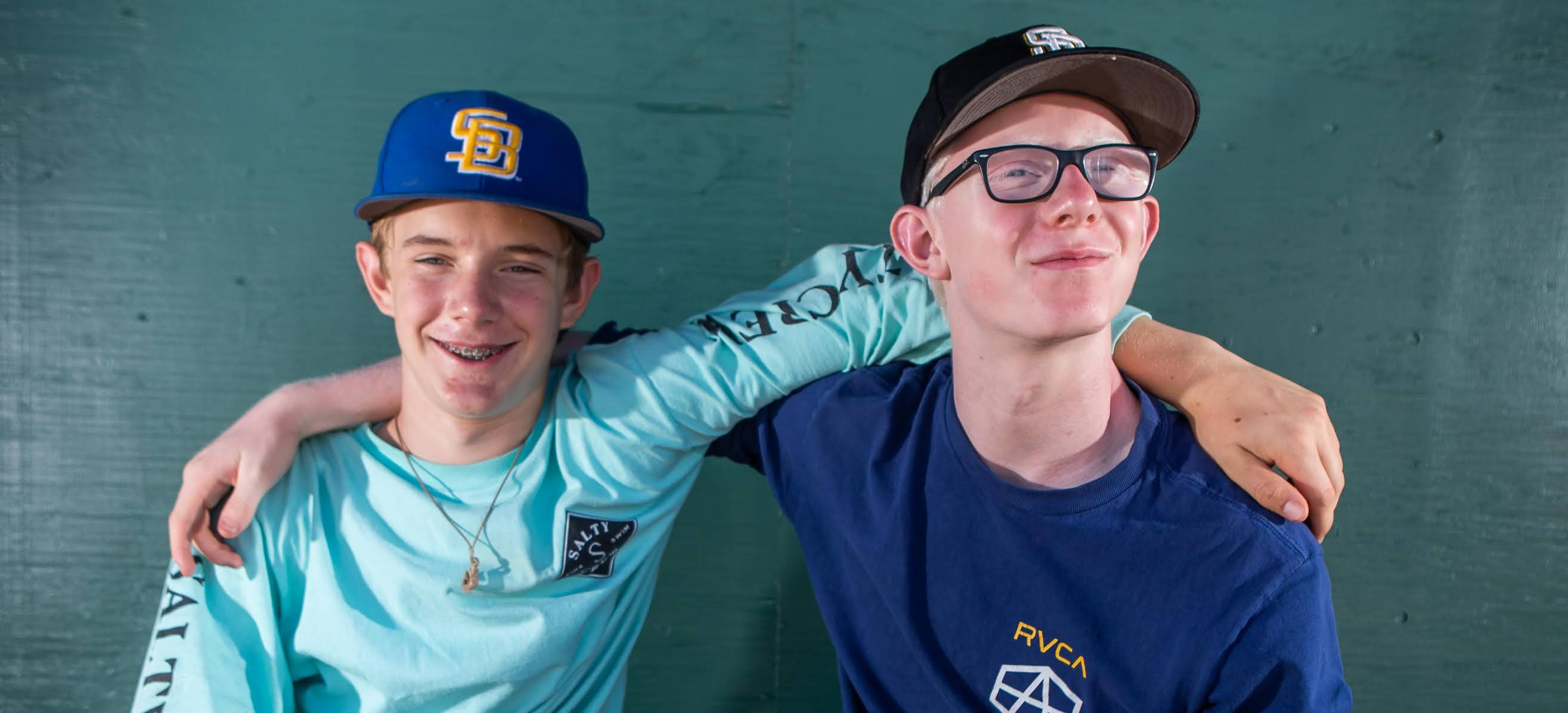 How Cooper and Parker Smith Became Teen Entrepreneurs and Philanthropists