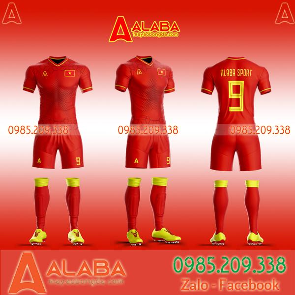 Áo đấu tuyển Việt Nam