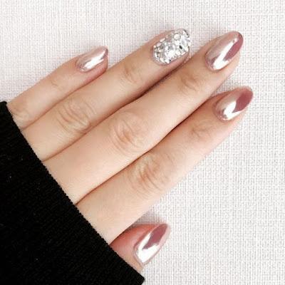 Diseño de uñas ESPEJO que te haran llamar la atención