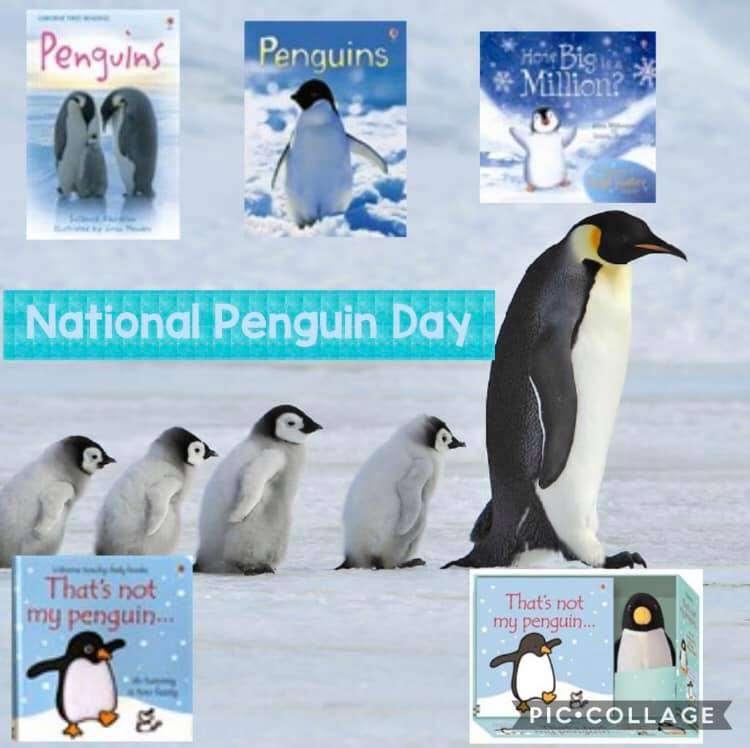 National Penguin Day Wishes For Facebook