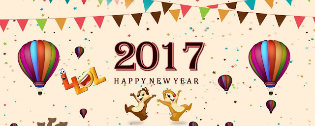 Happy New Year 2017 Wallpapers for Desktop