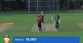 Guernsey vs Isle of Man Only T20I 2020 Highlights