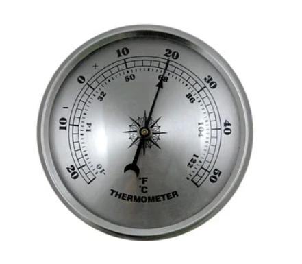 termometer lingkaran
