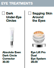 Avon Anew Clinical Eye Treatments