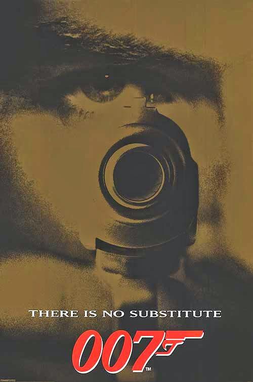 GoldenEye Teaser Poster