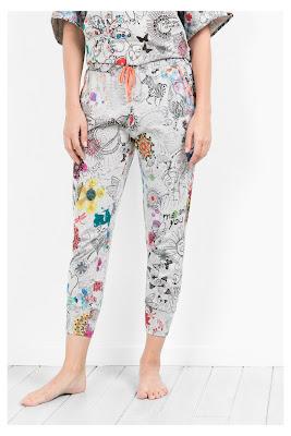 Bolimania Vigore Desigual. Pantalón de pijama