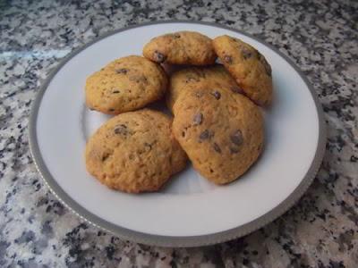 Cookies de calabaza