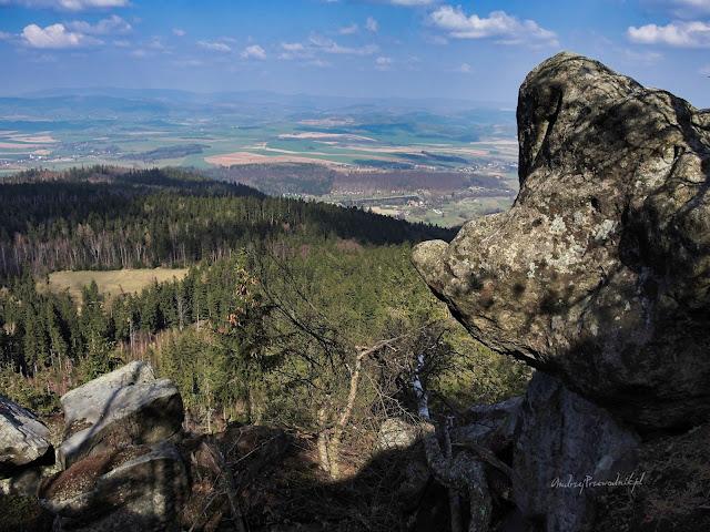 Góry Stołowe, Szczeliniec Wielki