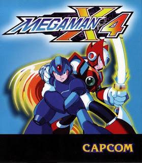 โหลด MEGAMAN X4 one2up