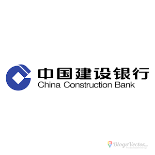 China Construction Bank Logo Vector