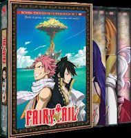 FAIRY TAIL Temporada 9. Ep. 97-108