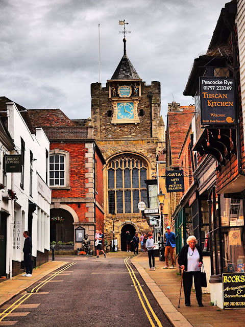 Rye, Sussex, England, Great Britain