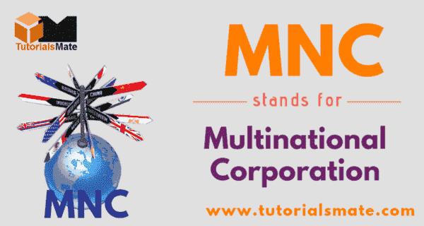 MNC Full Form