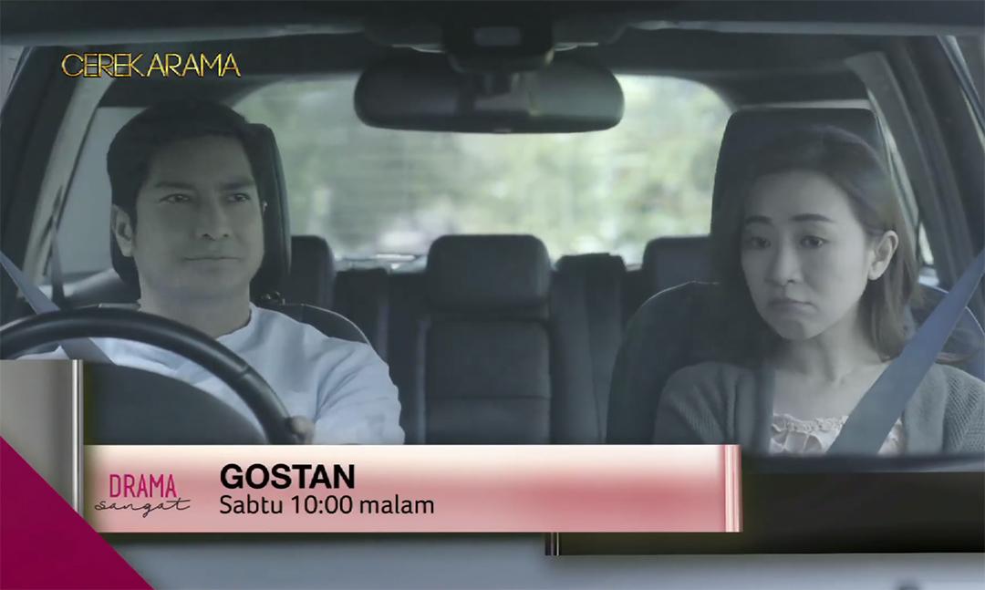 Telefilem Gostan Cerekarama TV3