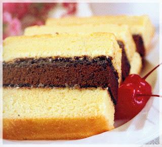 Cara membuat cake lapis surabaya