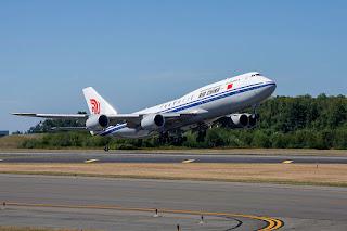 Boeing 747-8 orders