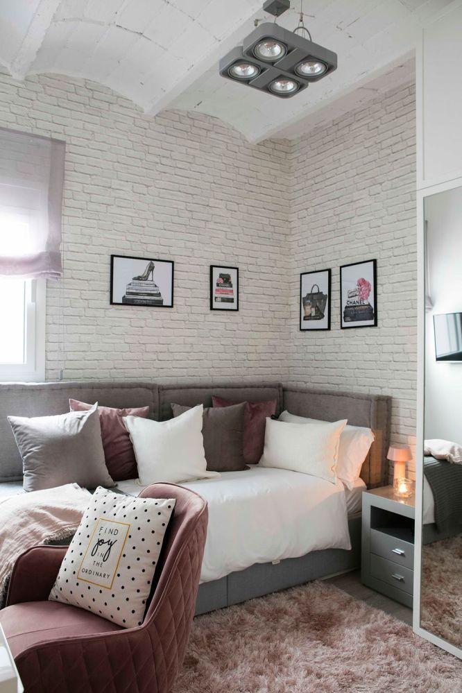 Decoración habitación de invitados