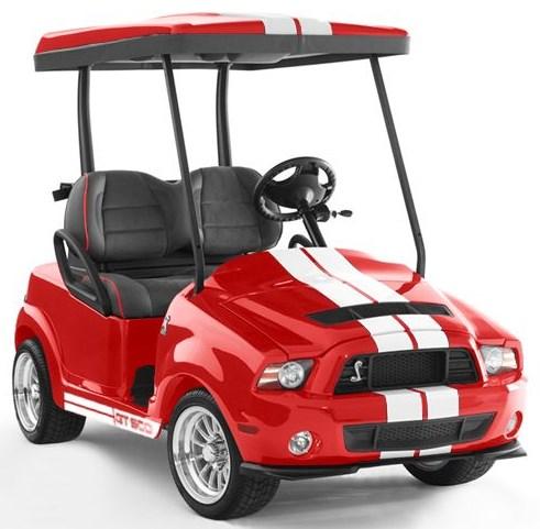 harga mobil golf