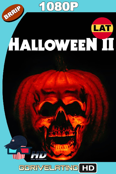 Halloween II (1981) REMASTERED BRRip 1080p Latino-Ingles MKV