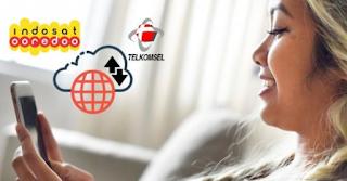 Cara Mudah Transfer Paket Data Internet Telkomsel Dan Indosat 2019