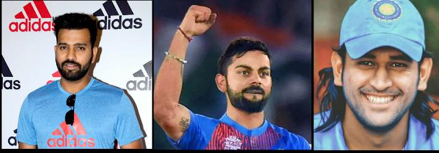 Indian cricket team players / विराट कोहली, एमएस धोनी, रोहित शर्मा: भारत के विकेटकीपर तीनों कप्तानों के बीच ये अन्तर है / Virat Kohli, MS Dhoni, Rohit Sharma: This is the difference between the three captains of India wicketkeeper