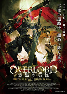 Overlord Movie 2: Shikkoku no Eiyuu BD Subtitle Indonesia
