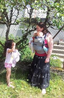 Hoodiecarrier Love Radius JPMBB portage préformé porte-bébé babywearing #jeteporte