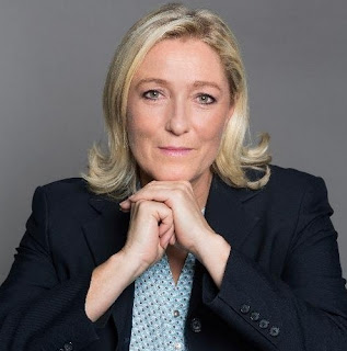 Marine Le Pen invitée du journal Saint-Pierre-et-Miquelon 1ère dans Economie marine%2Ble%2Bpen%2Btwitter
