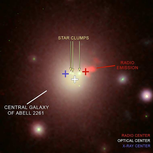 galaxy without black hole in its center