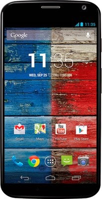 Google MotoX Latest Android Mobile Phone