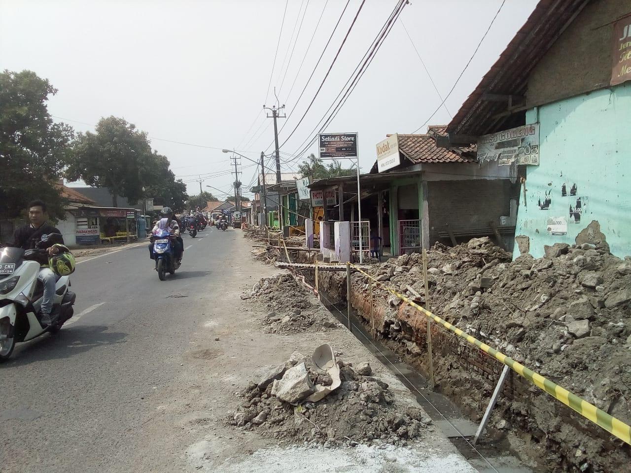 Masyarakat Kelurahan Pakuhaji Sambut Baik Proyek Peningkatan Jalan Gardu-Tanah Merah