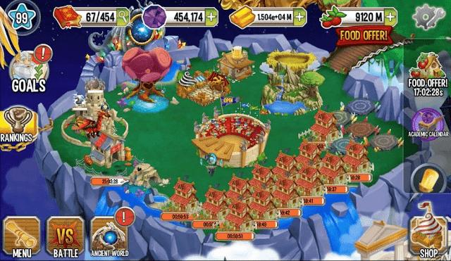 akun dragon city gratis