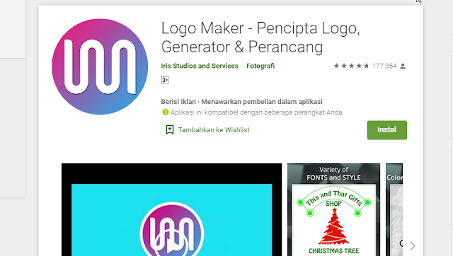 Aplikasi Pembuat Logo Terbaik 5