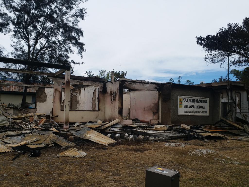 Hampir Dibakar, Petugas PLN di Wamena ke Presiden: Jangan Sepelekan, Ini Masalah Serius