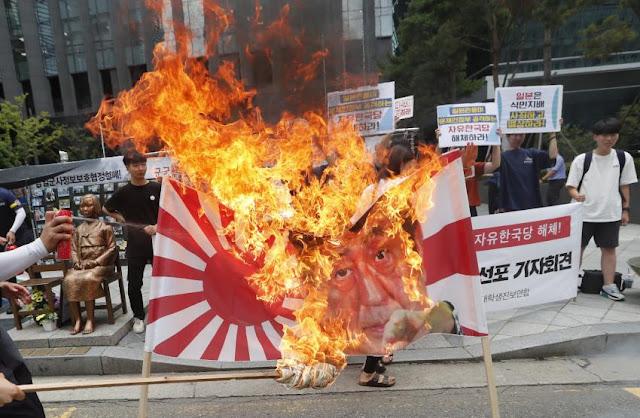 Kota-kota di Korea Selatan Menunda Program Pertukaran Administrasi dengan Jepang