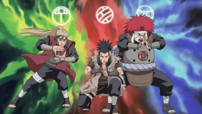 3 Generasi Ino-Shika-Cho Dari Masa ke Masa di Naruto Hingga Boruto