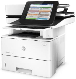 Télécharger Pilote HP Color LaserJet Enterprise Flow MFP M577c Driver Gratuit