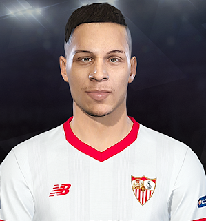 PES 2018 Faces Guilherme Arana by Prince Hamiz