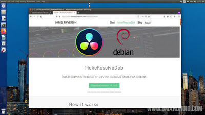 Download Script Make Resolve Deb