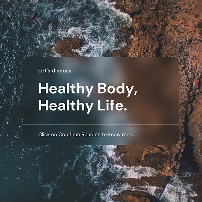 Healthy Life Week 2: Misi Menurunkan Berat Badan