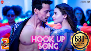The Hook Up Song Lyrics in Hindi from Student Of The Year 2