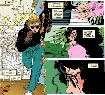 Reseña de Marvel Must-Have. Daredevil: El Hombre Sin Miedo, de  John Romita Jr. y Frank Miller - Panini Comics.
