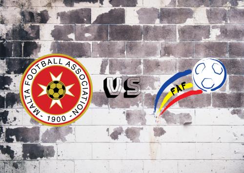 Malta vs Andorra  Resumen