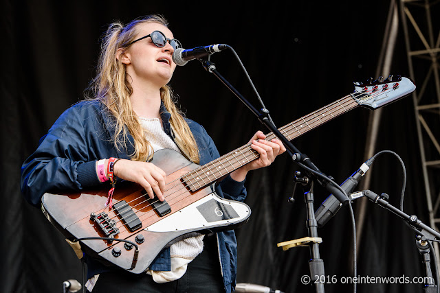 Charlotte Day Wilson at Field Trip 2016 at Fort York Garrison Common in Toronto June 5, 2016 Photos by John at One In Ten Words oneintenwords.com toronto indie alternative live music blog concert photography pictures