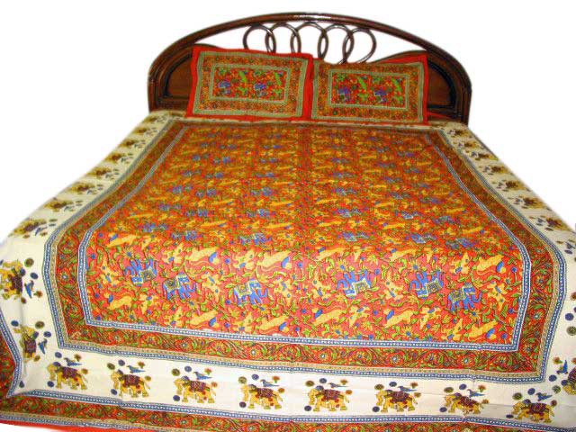 India Designs: Cotton Bedding Sets