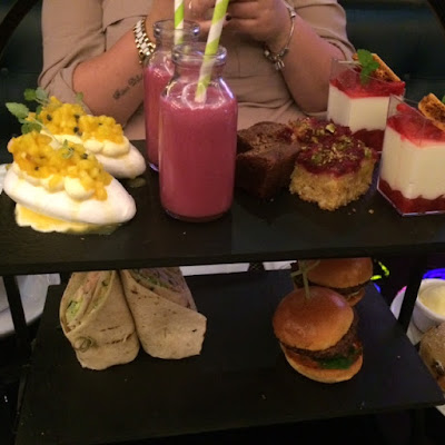Afternoon Tea, Birmingham, Dining, Malmaison, Review,